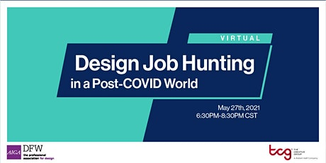 Job Hunting in a Post-COVID World tickets