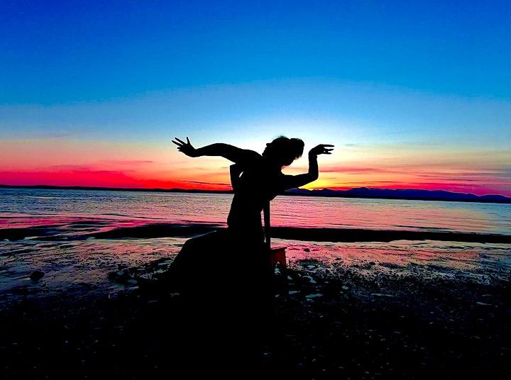 Flores de Verano, Flamenco en Vivo  Port Townsend image