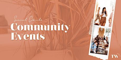 Social Meet up - TWC Community tickets