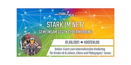 STARK IM NETZ- GEMEINSAM GEGEN CYBERMOBBING in Aachen mit Marion Eckel Tickets