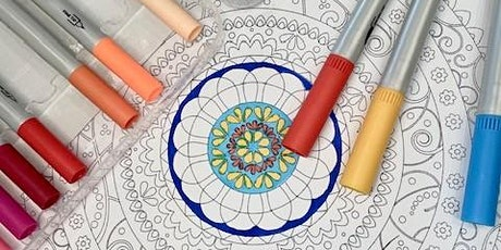 Bubbles & Brush- Mandala tickets