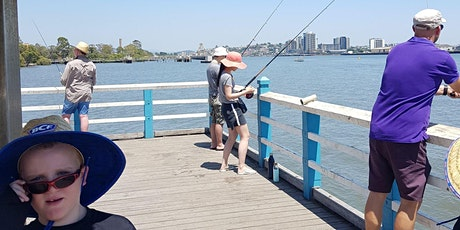 Fishing for Beginners for BCC Active Parks - Colmslie tickets