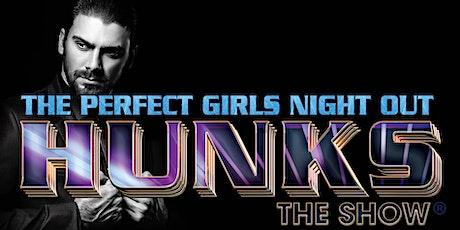 HUNKS The Show at TBA (El Paso, TX) entradas