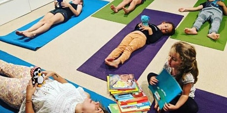 After school: Little Posers Yoga for Kids tickets
