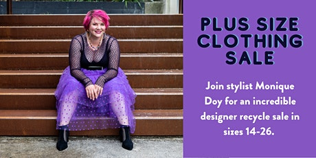 Dressing Up - Plus Size Clothing Sale tickets