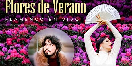 Flores de Verano, Flamenco en Vivo Santa Cruz tickets