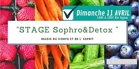 Stage Sophro&Detox Magie du corps et esprit billets
