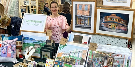 Make and Create: Drawing on Haberfield tickets