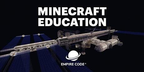 NASA - Inspired Minecraft Coding - For Ages 8 to 12 tickets