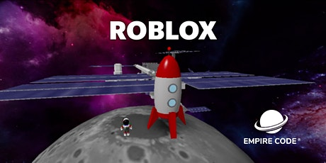NASA - Inspired Roblox Coding Camp - For Ages 9 to 19 tickets