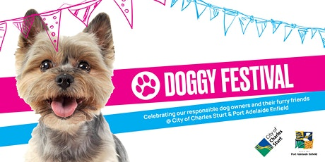 Loose Leash Walking session - LJ Lewis Reserve - Doggy Festival tickets