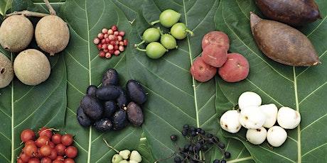Create your own edible native garden at home tickets