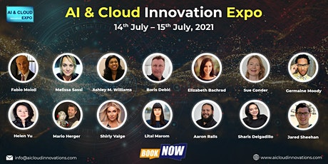 AI & Cloud Innovation Expo tickets