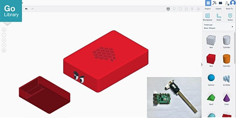 3D Design: Enclosures for Microcontrollers | MakeIT tickets