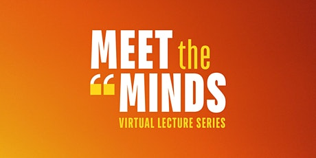 Meet The Minds: Lunchtime Lecture 2021  I  Dr Ashok Manoharan tickets