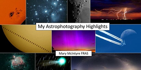 My Astrophotography Highlights tickets