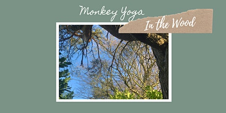 Monkey Yoga In the Wood tickets