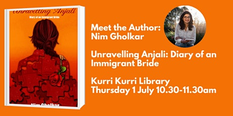 Meet the Author: Nim Gholkar tickets