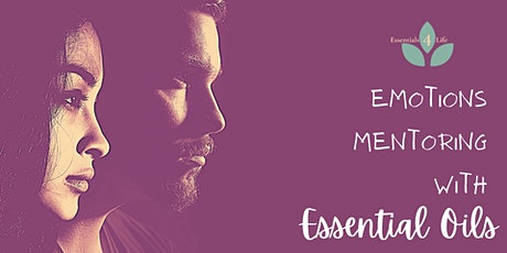 Emotions Mentoring with Essential Oils tickets