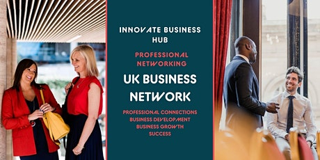 IBHub UK Business Networking Event (Virtual) tickets