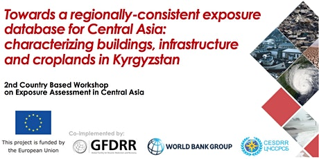 2nd - Towards a regionally-consistent exposure database for Central Asia tickets