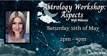 Astrology Workshop: Aspects tickets