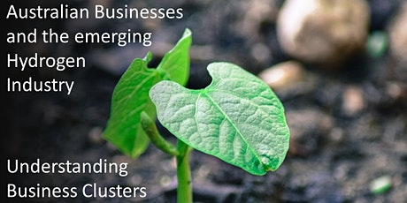 Australian Businesses and the emerging Hydrogen Industry: Business Clusters Tickets
