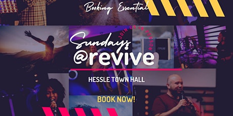 Sunday Mornings at Revive in Hessle! tickets