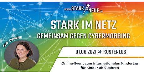 Stark im Netz - gemeinsam gegen Cybermobbing (Kids) mit Pepi aus Brunnthal Tickets