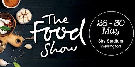 Food show wellington tickets