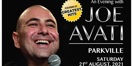 Viva Joe Avati Live - Dinner/comedy show at the Reggio Calabria Club tickets