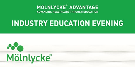 Mölnlycke_New Zealand Wound Care Society_Education Evening tickets