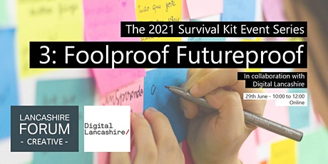 The 2021 Survival Kit: Think Tank 3 - Foolproof Fufureproof tickets