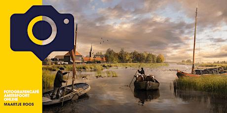 Fotografencafé Amersfoort Online met Maartje Roos tickets