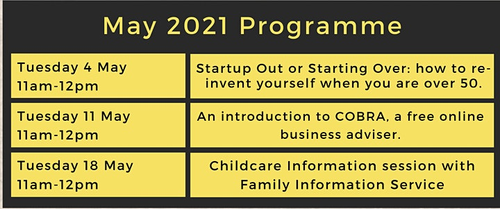 Childcare Information session with Family Information Service - Job Club image