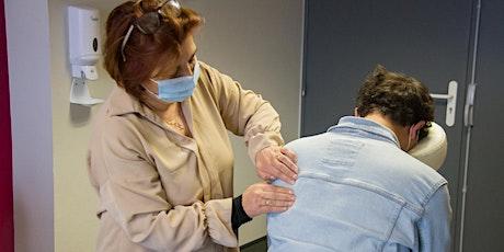 Massages OSITo ZEN en mai pour les agents du CH Roubaix billets