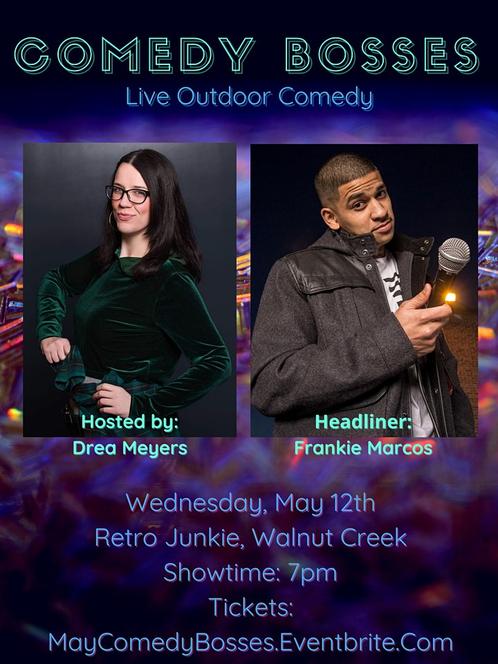 Comedy Bosses: Live Outdoor Comedy image