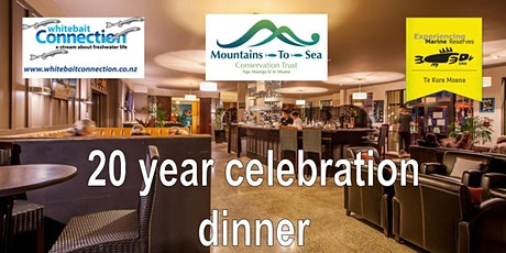 MTSCT 20 Year Celebration Dinner tickets