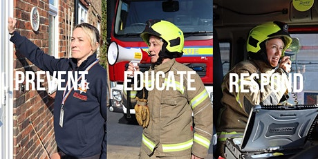 """Being a firefighter - Is it for you?"" Women's Career Event tickets"