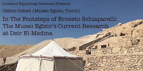 Liverpool Egyptology Seminars presents: Cédric Gobeil (Museo Egizio, Turin) biglietti