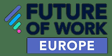 Future of Work Europe tickets