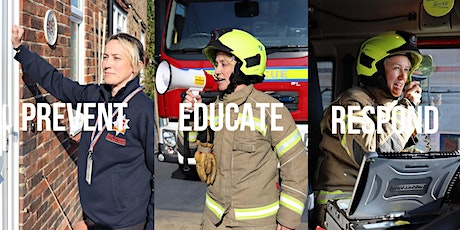 """Being a firefighter - Is it for you?"" LGBT+ Career Event tickets"