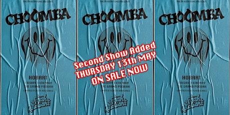 Fresh Rotations Presents - CHOOMBA (Thursday Night Show) tickets