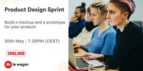 [Free Workshop] Product Design Sprint tickets