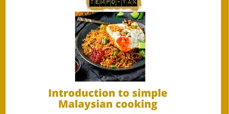 Introduction to Malaysian Cooking - Free Class tickets