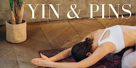 YIN & PINS tickets