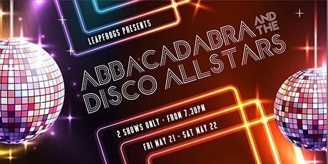 ABBACADABRA & THE DISCO ALL-STARS tickets
