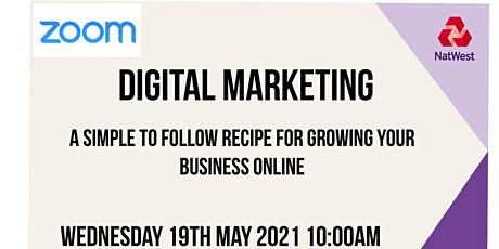 A simple to follow recipe for growing your business online tickets