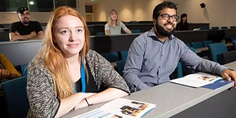 Information Session for the Business & Management Return to Study Programme tickets