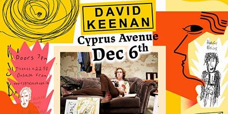 DAVID KEENAN tickets
